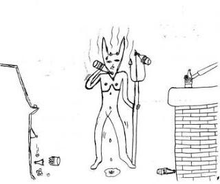 imag4264 abuso - imag4264 - Os monstros da minha casa: Desenhos de crianças retratando o abuso que sofreram