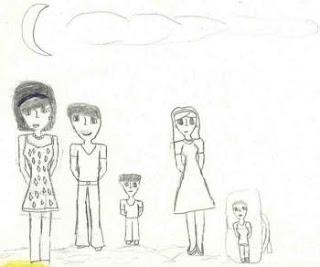 imag4266 abuso - imag4266 - Os monstros da minha casa: Desenhos de crianças retratando o abuso que sofreram
