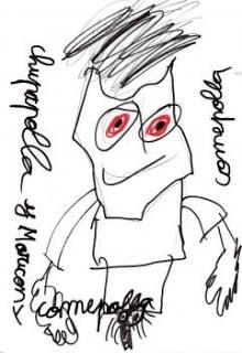 imag4267 abuso - imag4267 - Os monstros da minha casa: Desenhos de crianças retratando o abuso que sofreram