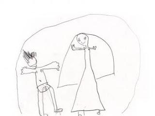 imag4270 abuso - imag4270 - Os monstros da minha casa: Desenhos de crianças retratando o abuso que sofreram