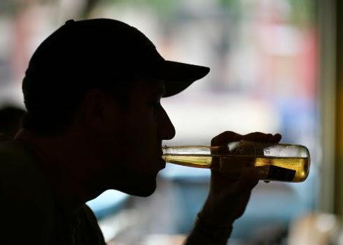 Dependência de saúde de álcool