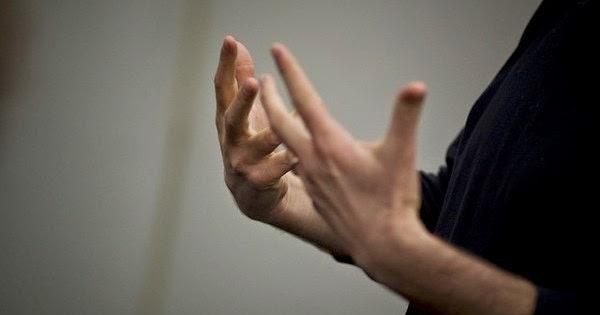 gesticular gesticular - 112 - Por que gesticular ao falar nos ajuda a pensar melhor?