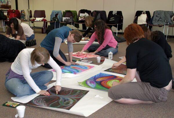 arte terapia arte terapia - 3caef7fbd6f60ced Stressed Girl - Arte Terapia: terapia psicológica através da arte