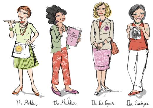 maes tipos de mães - maes - Os 5 tipos de mãe
