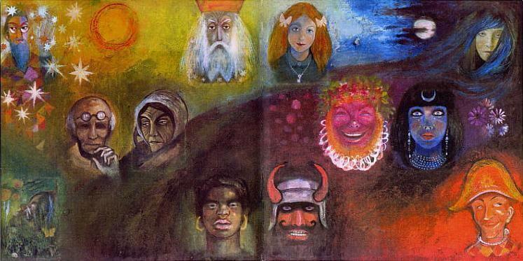 arquétipos - jung arqu  tipos - Os arquétipos, segundo Carl Gustav Jung