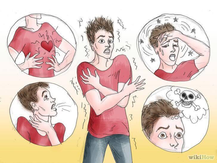 síndrome do pânico - ataque do p  nico - Como ajudar alguém que sofre de Síndrome do Pânico