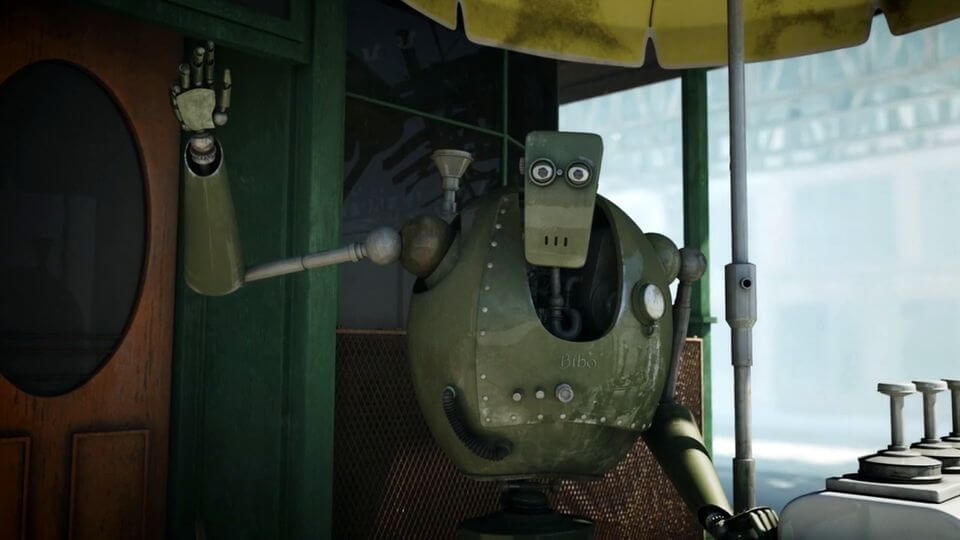 bibo - Bibo corto - Bibo: Este pequeno vídeo nos ensina que a vida não é feita de grandes coisas, mas de pequenos momentos