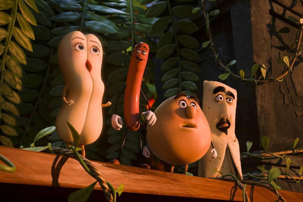 """festa da salsicha - festa da salsicha - Um pouco sobre a polêmica animação """"A festa da salsicha"""""""